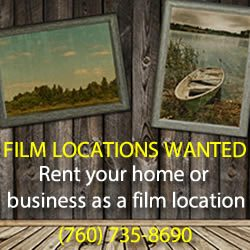 film locations wanted rent home television film